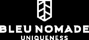 Bleu nomade – identité de marque